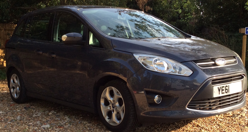 2011 Ford Grand C Max Zetec 7 Seater Woodford S Garage